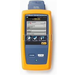 Fluke Networks DSX-600-PRO Cable Analyzer - Cabling Certification-100289