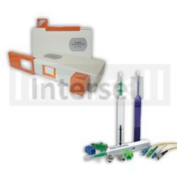 Zestaw akcesoriów czyszczących do złączy światłowodowych 2.5mm i 1.25mm SC, LC itp.