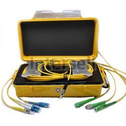 Profesjonalne włókno rozbiegowe do reflektometru OTDR, SM, 1000m, SC/APC lub inne złącze-100416