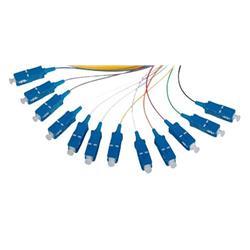 Pigtail LC/APC G.657 1m 0.9mm (12 kolorów do wyboru) LSZH-101562