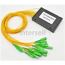 Splitter PLC 1:2 obudowa ABS - SC/APC, 2.0mm, 1m-101041