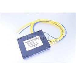 Splitter PLC 1:4 obudowa ABS (bez złączy) - SM, 2.0mm, 1m-101039