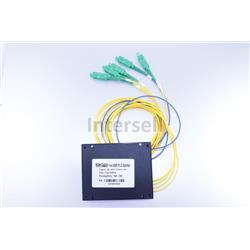 Splitter PLC 1:4 obudowa ABS - SC/APC, 2.0mm, 1m-101214