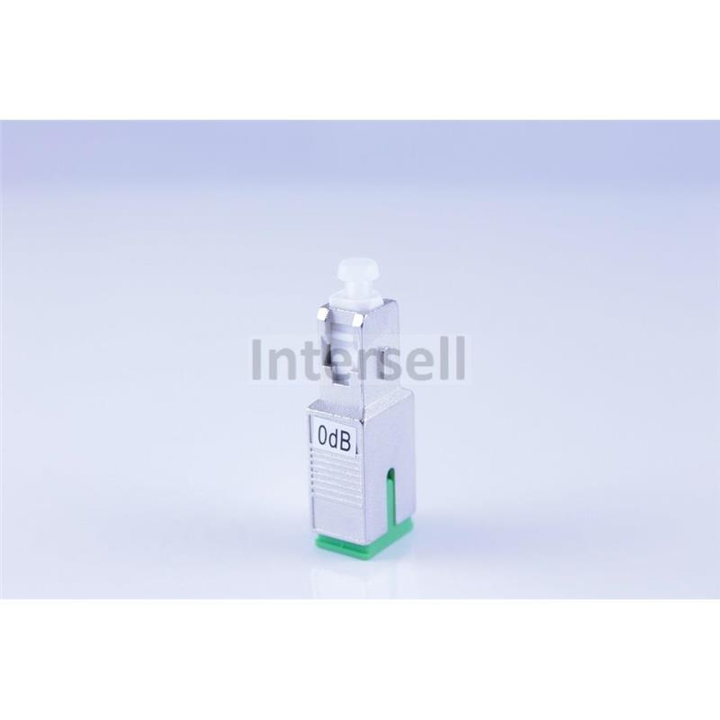 Tłumik Światłowodowy SC/APC(F)-SC/UPC(M) 0dB do reflektometru-101190