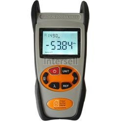 Optical power meter 850, 1300, 1310, 1490, 1550, 1625nm, -70 to 3dBm-101831