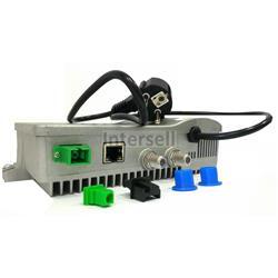 Reciever - odbiornik optyczny CATV FTTB, RF - 108dBuV, input -9- 2 dBm, SNMP-101907