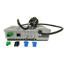 Reciever - odbiornik optyczny CATV FTTB, RF - 108dBuV, input -9- 2 dBm, SNMP-101908