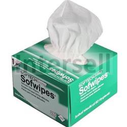 Chusteczki bezpyłowe Softech Sofwipes-101395