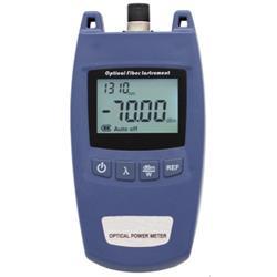 Optical power meter, 6 MEASURING WINDOWS, -50- 26dB-101834