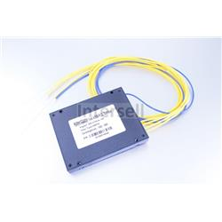 Splitter PLC 1:4 ABS housing (without connectors) - SM, 2.0mm, 1m-101039