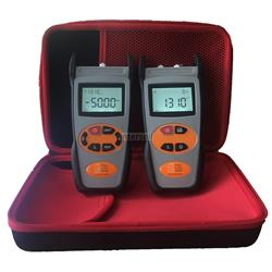 Optical Power Meter Kit (-50 to 26dBm) Light Source (850/1300/1310/1550nm) INT-ZES-TC-14-101383