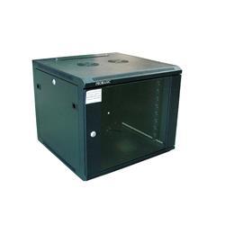 "Hanging cabinet 19"" 9U 600x600 GLASS-102798"