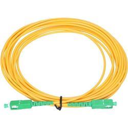 Patchcord SC/APC Simplex LSZH 3mm 10m-102889