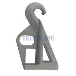 Wspornik słupowy hakowy 10-95mm2, 6kN-102904
