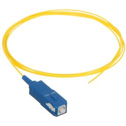 Pigtail SC/UPC G.652d 2m 0.9mm (żółty) LSZH EASY STRIP-102775